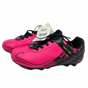 Hot Pink Soccer Cleats Size 1 NWT